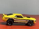 Ford Mustang Mach 1 Hot Wheels 1997, фото №3