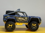 Hot Wheels Custom Ford Bronco Treasure Hunt, фото №3