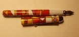 Ручка перьевая BLU MONO США, фото №2