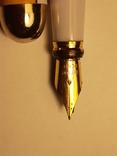Ручка перьевая BLU MONO США, фото №3