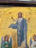 Пара Икон Воскресенье Христово и Богородица, фото №5