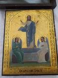Пара Икон Воскресенье Христово и Богородица, фото №6