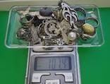 Серебряные изделия, 107 грамм., фото №3