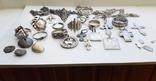 Серебряные изделия, 107 грамм., фото №9