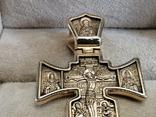 Крест Православный 585, фото №4