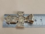 Крест Православный 585, фото №9