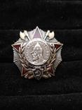 Орден Александра Невского, серебро, копия, фото №2
