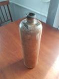 Бутылка из глины 1л, фото №2