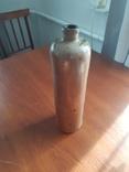 Бутылка из глины 1л, фото №6