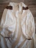 Традиційна сорочка с.Космач р.S зшита вручну, фото №8