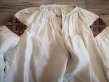 Традиційна сорочка с.Космач р.S зшита вручну, фото №9