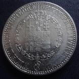 1 талер 1836 Гессен Кассель серебро (1.4.6), фото №4