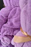 Подарочный набор полотенец / фиолетовый, фото №5