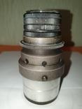 Объектив Ж-25, 1:2, f100mm, редкий, №600603, фото №5