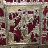 Старинный оклад на икону, фото №6