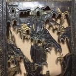 Старинный оклад на икону, фото №12