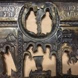 Старинный оклад на икону, фото №13