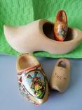 Сабо (дерев'яні туфельки) Голандія, фото №2