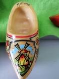 Сабо (дерев'яні туфельки) Голандія, фото №4