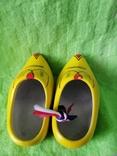Сабо (керамічні туфлі) Голландія, фото №3