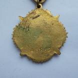 Монголия. Медаль. За победу над Японией. № 45 832, фото №8