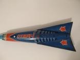 Ракета Старт- 1. Инерционная машинка., фото №2