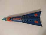 Ракета Старт- 1. Инерционная машинка., фото №11