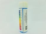 Универсальная бумага для определения pH растворов., фото №3