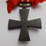 Финляндия. Крест Свободы 4 ст. 1941 г., фото №6