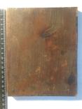 Икона Преподобный Нил Столобенский с видом Богоявленского монастыря (14х18 см.), фото №4