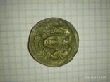 Копія античної монети голова Горгони, фото №4