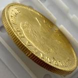 50 песо. 1926. Чили (золото 900, вес 10,16 г), фото №9