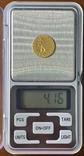2,5 доллара. 1915. США (золото 900, вес 4,16 г), фото №8