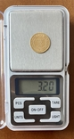 10 франков. 1891. Тунис. (золото 900, вес 3,20 г), фото №12