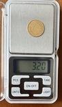 10 франков. 1891. Тунис. (золото 900, вес 3,20 г), фото №13