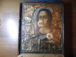 Старинная икона в киоте, фото №2