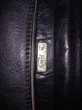 Портфель кожанный Firenze Италия винтажный, фото №4