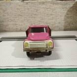 Автомобиль зил метал пластик, фото №3
