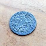 Полугрош 1556 года (R), фото №6