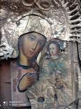 Икона в окладе 1, фото №3