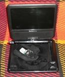 Selecline T-702 DVD,10 дисков,флешка с музыкой., фото №3