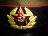 Служебная фуражка и два галстука СССР, фото №3