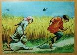 """Худ. издание """"Зингер"""" Почтовая открытка четыре шт (копия), фото №7"""