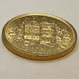 5 долларов. 1912. Георг V. Канада (золото 900, вес 8,37 г), фото №8