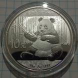 Панда 2017 года 10 юань, фото №4
