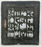 """Посеребрёный оклад на икону """"Двунадесятые Праздники"""", Середина 19 века, фото №4"""