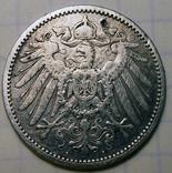 1 марка 1893 г. (А), Германия, фото №4