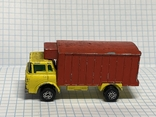 Unboxed Matchbox Lesney No.44 GMC Refrigerator Truck., фото №3