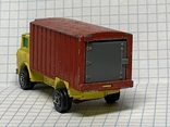 Unboxed Matchbox Lesney No.44 GMC Refrigerator Truck., фото №6