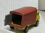 Unboxed Matchbox Lesney No.44 GMC Refrigerator Truck., фото №7